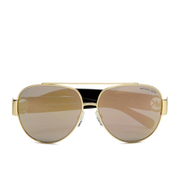 MICHAEL MICHAEL KORS Women's Tabitha Mirror Sunglasses - Gold