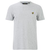 Lyle & Scott Vintage Men's Crew Neck T-Shirt - Light Grey Marl