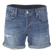 Levi's Women's 501 CT Shorts - Atmosphere