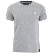 Le Shark Men's Bridstow Crew Neck T-Shirt - Light Grey Marl
