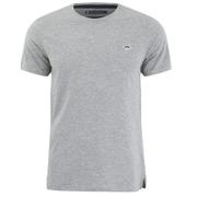 Le Shark Men's Bridstow Crew Neck T-Shirt - Light Grey Marl