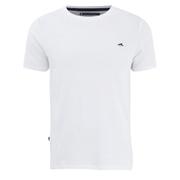 Le Shark Men's Bridstow Crew Neck T-Shirt - White