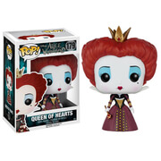 Disney Alice in Wonderland Queen Of Hearts Pop! Vinyl Figure