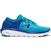 Under Armour Women's Speedform Fortis Pixel Running Shoes - Blue