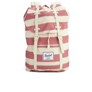 Herschel Women's Retreat Stripe Backpack - Natural