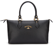 Vivienne Westwood Anglomania Divina Women's Tote Bag - Black