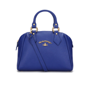 Vivienne Westwood Anglomania Divina Women's Dome Tote Bag - Navy