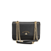 Vivienne Westwood Anglomania Divina Women's Shoulder Bag - Black