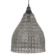 Bark & Blossom Distressed Moroccan Hanging Light
