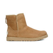 UGG Australia Women's Cory Slim Mini Sheepskin Boots - Chestnut