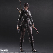 Square Enix Rise of the Tomb Raider Play Arts Kai Lara Croft 10 Inch Figure