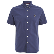 Penfield Men's Keystone Short Sleeve Shirt - Navy