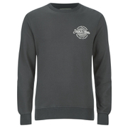 Jack & Jones Men's Originals Smooth Sweatshirt - Raven
