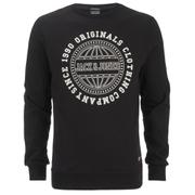 Jack & Jones Men's Originals Steven Sweatshirt - Black