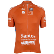 Santini Tour Down Under Leaders Short Sleeve Jersey 2016 - Orange
