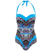 Paolita Women's Rhapsody Gershwin Swimsuit - Blue