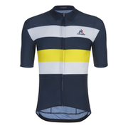 Le Coq Sportif Performance Classic N2 Short Sleeve Jersey - Blue