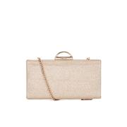 Dune Women's Bex Clutch Bag - Gold