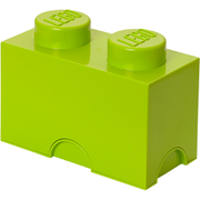 LEGO Storage Brick 2- Light Green