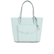 MICHAEL MICHAEL KORS Women's Jet Set Large Pocket Tote Bag - Celadon