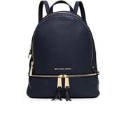 MICHAEL MICHAEL KORS Women's Rhea Zip Backpack - Navy