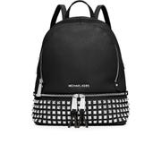MICHAEL MICHAEL KORS Women's Rhea Studded Zip Backpack - Black
