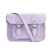The Cambridge Satchel Company Women's 11 Inch Magnetic Satchel - Freesia Purple