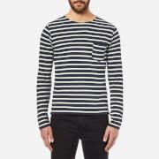 A.P.C. Men's Mariniere Etienne T-Shirt - Dark Navy