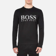BOSS Green Men's Salbo Sweatshirt - Black