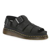 Dr. Martens Flash Gladiator Sandals - Black Wyoming