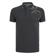 Crosshatch Men's Pacific Polo Shirt - Magnet