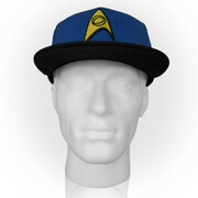 Star Trek Spock Science Baseball Cap