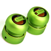 X-Mini Max Capsule Speaker Pair - Green