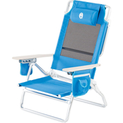 Coleman Low Recliner Chair -Blue