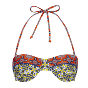 MINKPINK Women's Pepper And Splice Cupped Bikini Top - Multi