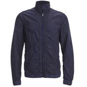 Scotch & Soda Men's Garment Dyed Nylon Jacket - Night