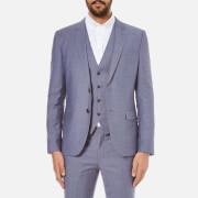 HUGO Men's Slim Fit Alin/Wyns/Hetlin 3 Piece Suit - Pale Blue
