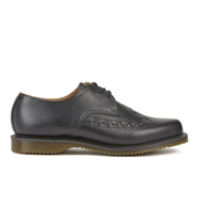 Dr. Martens Men's Archive Ally Smooth Leather Lace-Up Creeper Shoes - Black