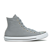 Converse Women's Chuck Taylor All Star Oil Slick Toe Cap Hi-Top Trainers - Dolphin/Egret
