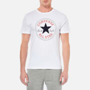 Converse Men's CP Crew T-Shirt - Optic White