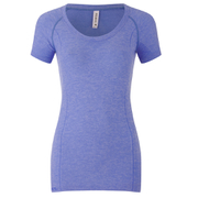 Primal Airespan Women's Knitted T-Shirt - Purple