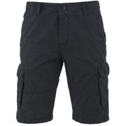 Threadbare Men's Hulk Cargo Shorts - Navy