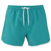 Threadbare Men's Swim Shorts - Turquoise