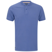 Threadbare Men's Fred Polo Shirt - Dark Blue