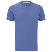 Threadbare Men's Fred Polo Shirt - Dark Blue
