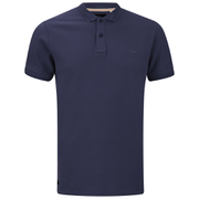 Threadbare Men's Fred Polo Shirt - Navy