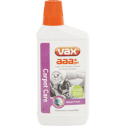 Vax 1913192800 AAA Carpet & Upholstery Cleaner for Pets - 500ml
