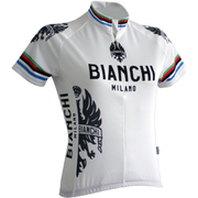 Bianchi Women's Eddi1 Short Sleeve Jersey - White