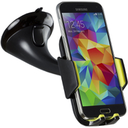 Kit Universal Smartphone Holder with Silicon Pad Bulk - Black