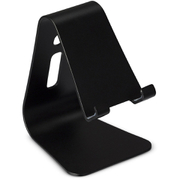 Tec+ Aluminium Smartphone Stand (Up To 11m Depth) - Black
